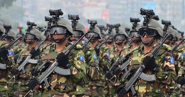Image result for bangladesh military