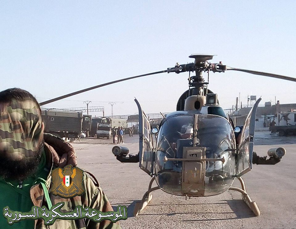 Armée Syrienne / Syrian Armed Forces / القوات المسلحة السورية - Page 23 28277378_1591769120933801_6730571854030298797_n-jpg