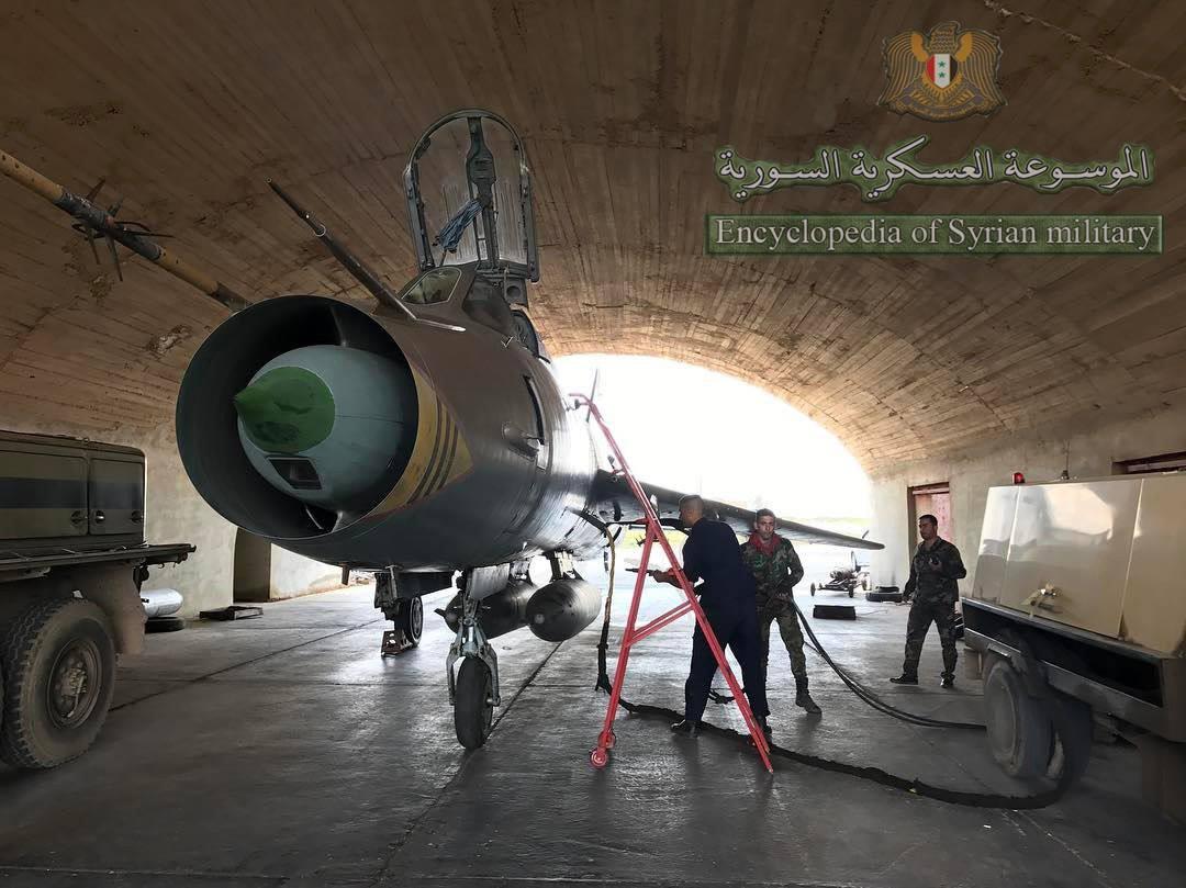 Armée Syrienne / Syrian Armed Forces / القوات المسلحة السورية - Page 23 28423838_1600133743430672_8977839100163155387_o-jpg