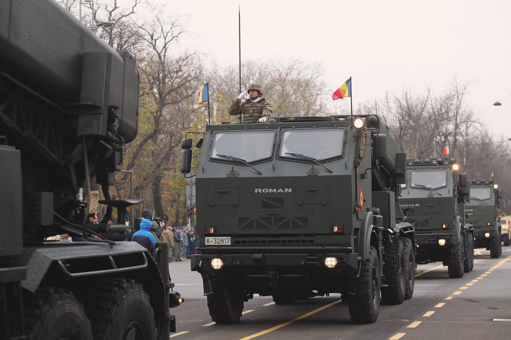 Armée Roumaine/Romanian Armed Forces/Forţele Armate Române - Page 12 29-jpg