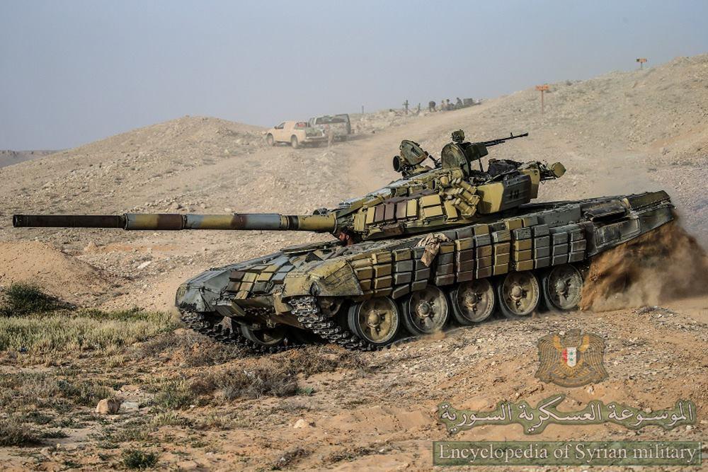 Armée Syrienne / Syrian Armed Forces / القوات المسلحة السورية - Page 23 29027762_1609326982511348_3333631642378960896_o-jpg