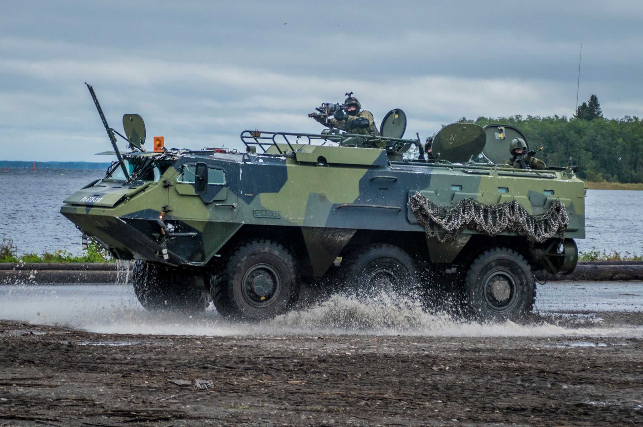 Armée Finlandaise / Finnish Defence Forces / puolustusvoimat - Page 10 41645154_1967698999920146_6918454245201018880_o-jpg