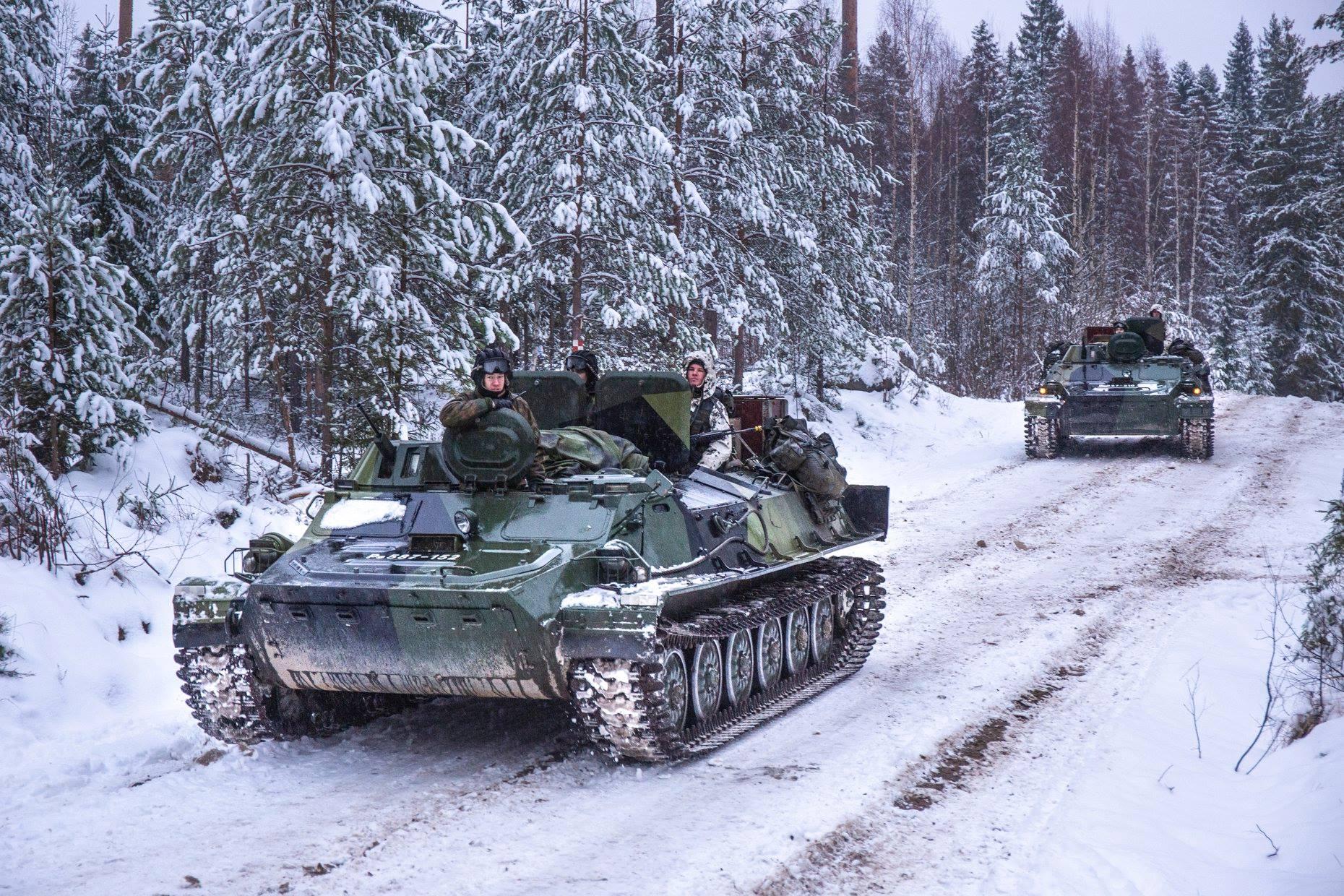 Armée Finlandaise / Finnish Defence Forces / puolustusvoimat - Page 10 47396826_2384280385136813_1032778006478716928_o-jpg