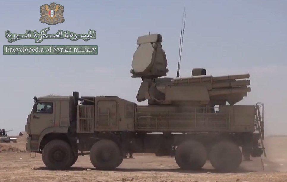 Armée Syrienne / Syrian Armed Forces / القوات المسلحة السورية - Page 23 Da_duvfxkaahmph-jpg
