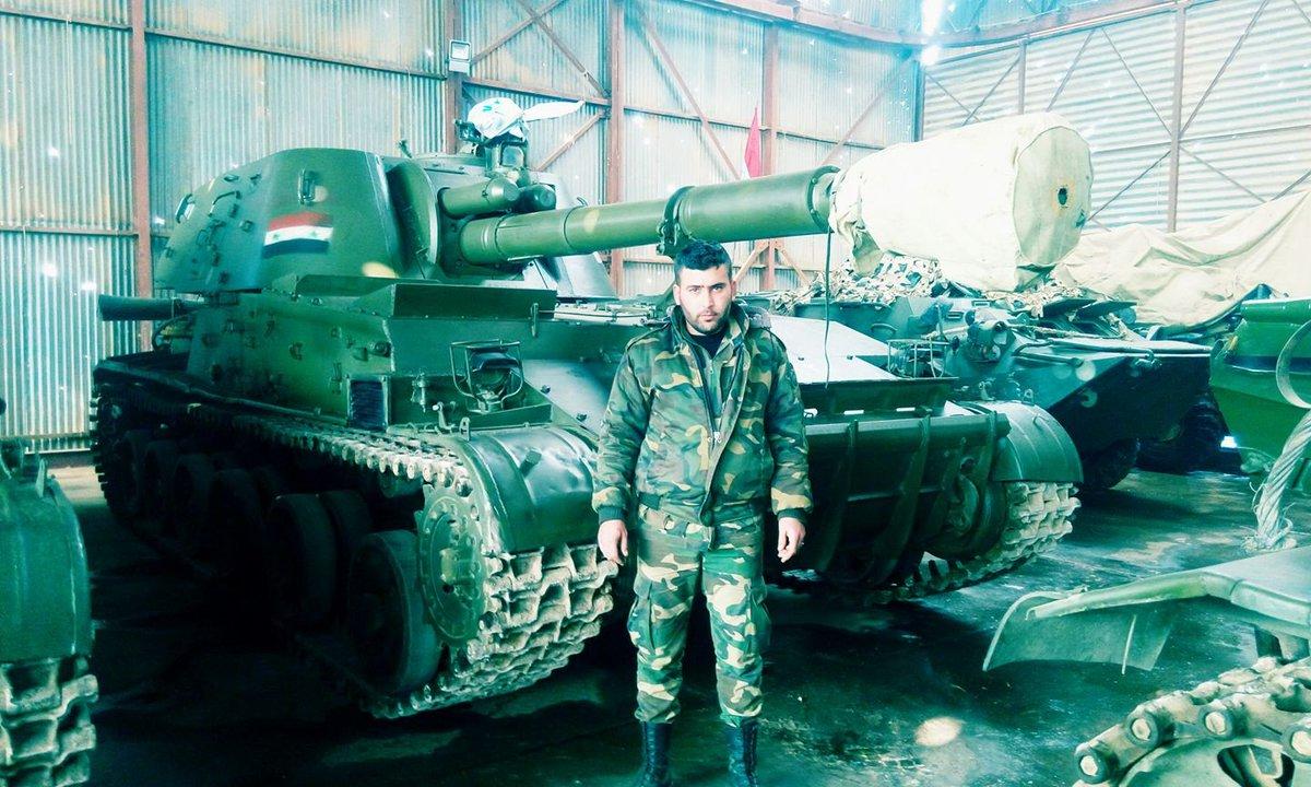 Armée Syrienne / Syrian Armed Forces / القوات المسلحة السورية - Page 23 Dkecwqsxsaawyod-jpg