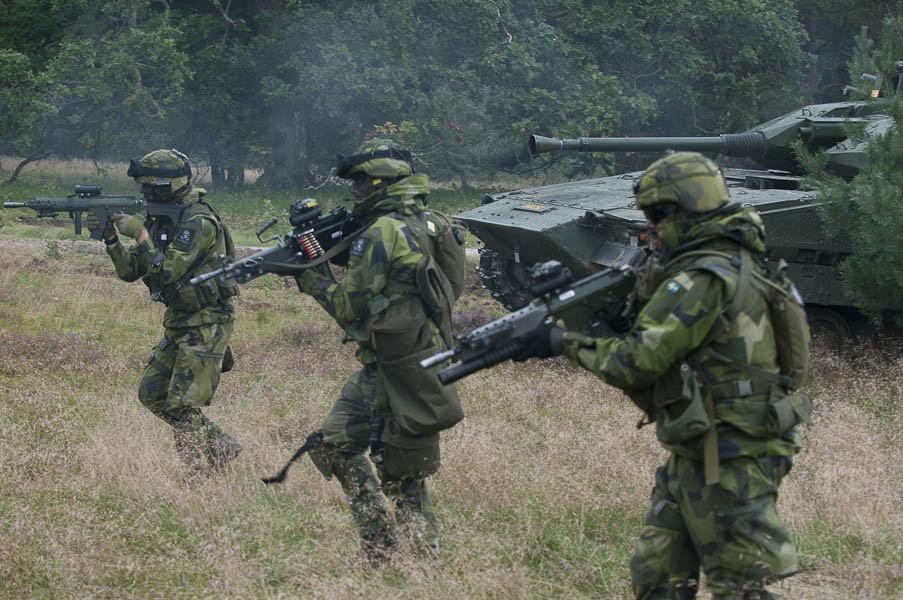 Photos - Armed Forces Of Sweden | MilitaryImages Net