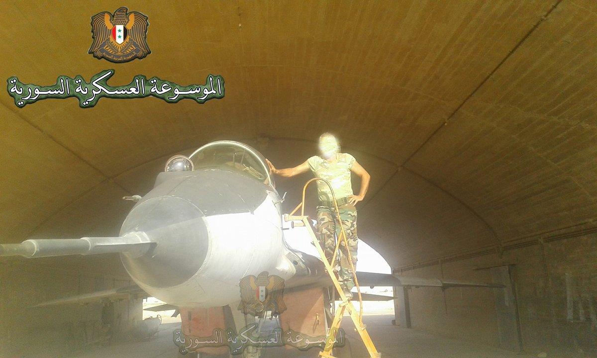 Armée Syrienne / Syrian Armed Forces / القوات المسلحة السورية - Page 23 Dw04iwnxuagp8bt-jpg