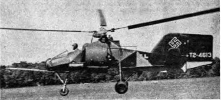 Ww2 Helicopter