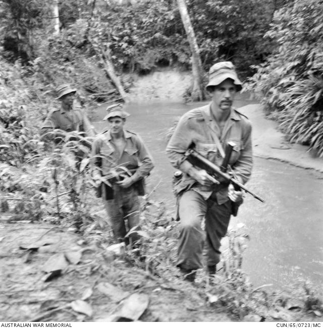 soldats britanniques, australiens, néo-zélandais... et malaisiens Indonesia-jpg