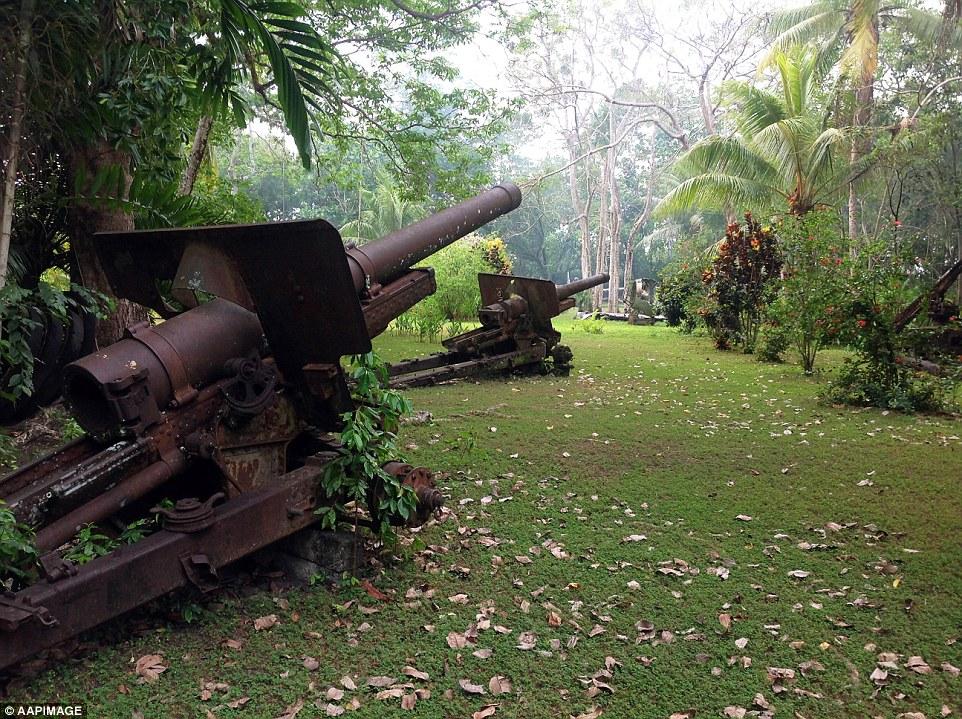 japanese artillery relics solomons.jpg