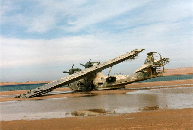 PBY-5A Catalina abandoned saudi arabia.jpg