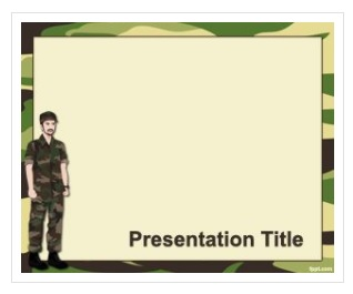 Power point template military ppt soldier theme militaryimages ppt 01 militaryg toneelgroepblik Choice Image