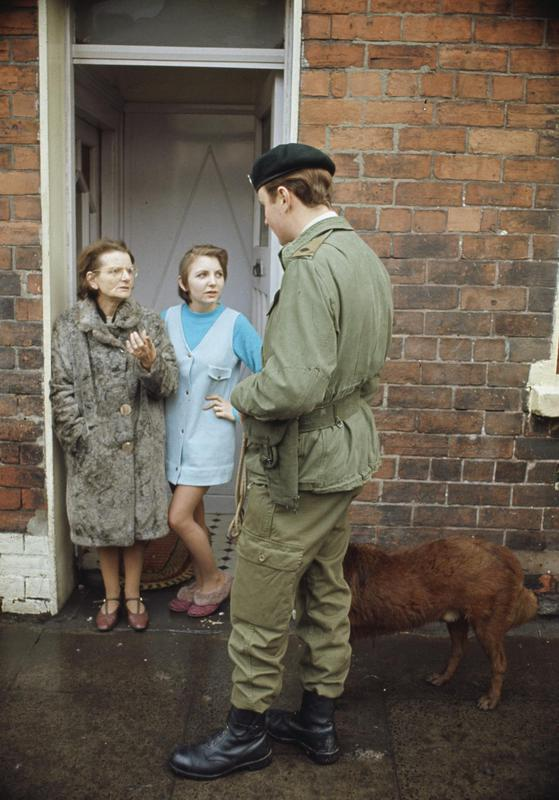 Photos - Photos - British Army In Northern Ireland ...