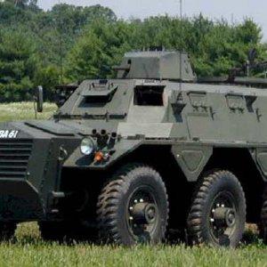 Saladin Armoured Car   MilitaryImages Net