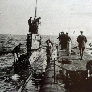 U-35 German Submarine WW1 | MilitaryImages Net