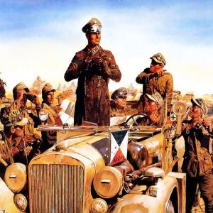WW2 tank art | MilitaryImages Net