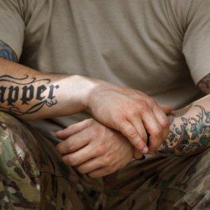 Si vis pacem para bellum tattoo