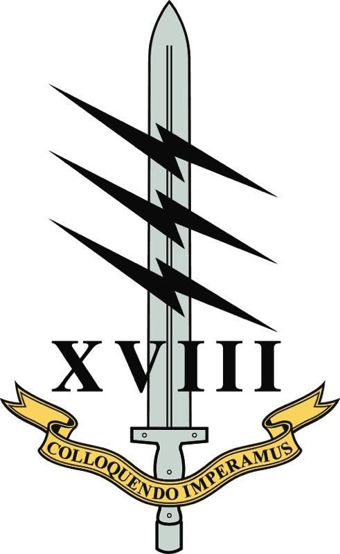 18 UK Special Forces Signal Regiment