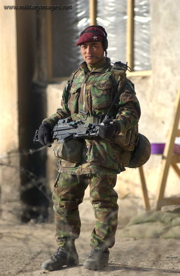 is gurkhas a mercenary