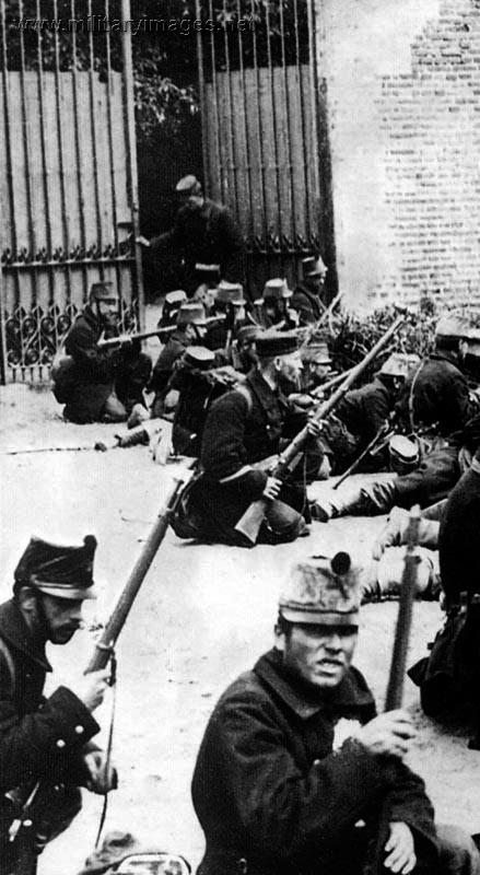 Belgium Army in WW1 | MilitaryImages Net