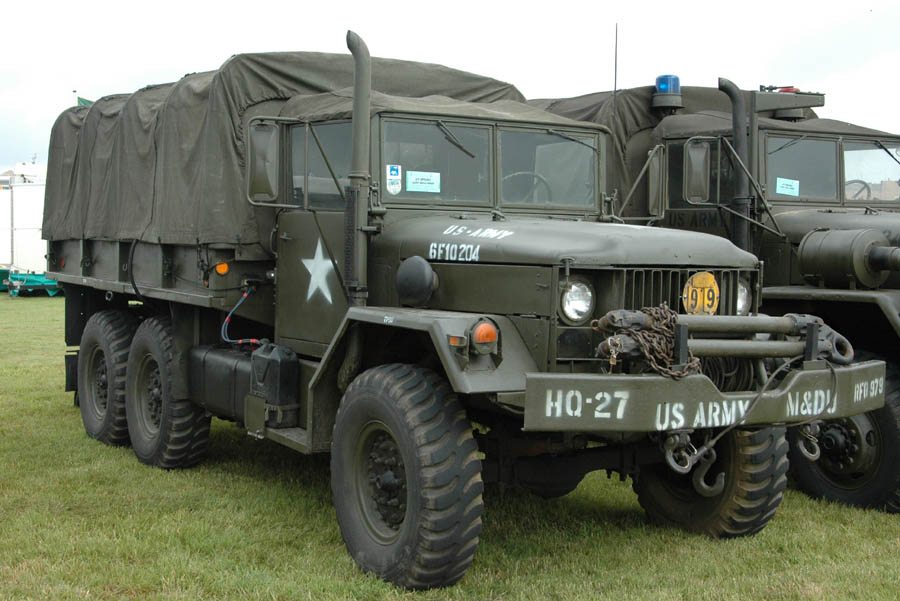 Deuce and a half truck militaryimages net