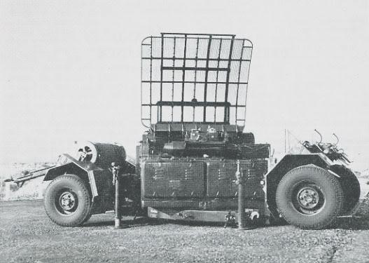 Image result for archer radar 1962