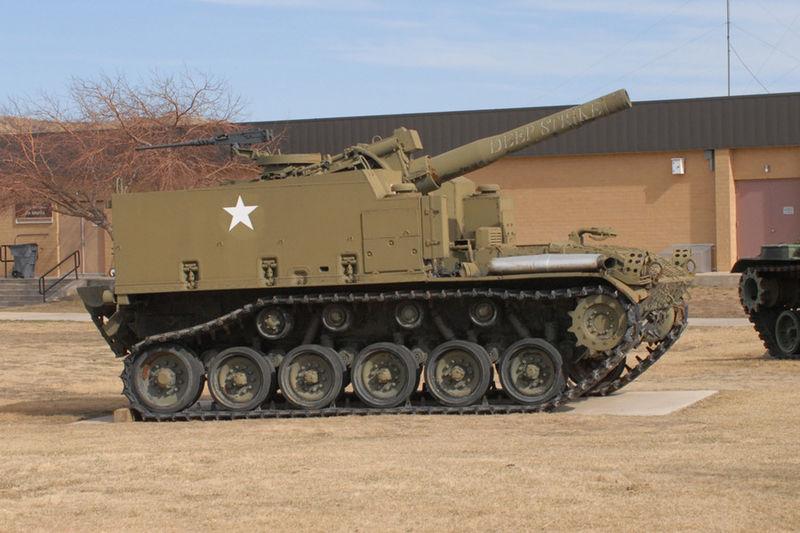 M44 Self Propelled Howitzer