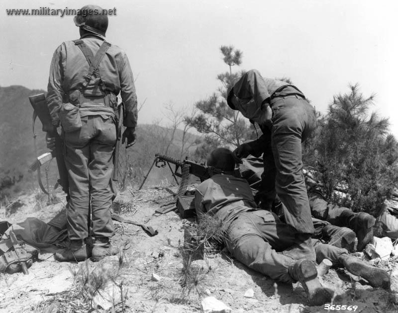 un and korean war essay
