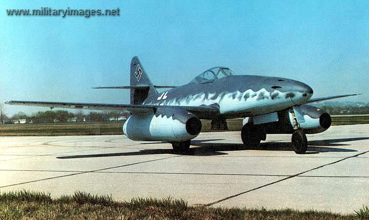 "Herman's Komet (ME-163)"" by Stan Stokes 