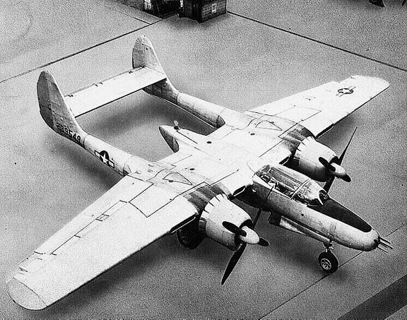 Northrop P-61 Black Widow - December 2017 Restoration Update