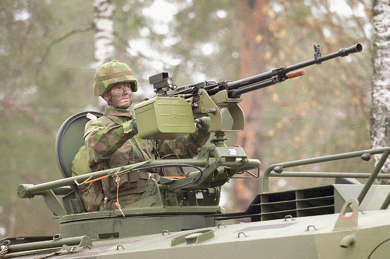 12 7 mm machine gun