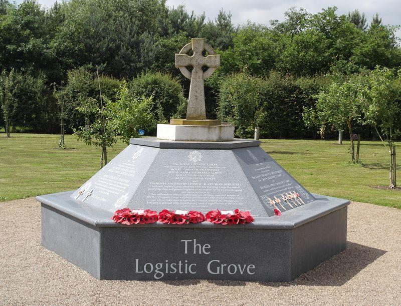 Oxon - Eddie Fitzgerald memorial unveiling @ Alrewas | England | United Kingdom