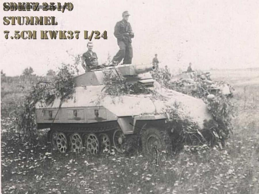 Sdkfz 2519 Stummel Militaryimagesnet