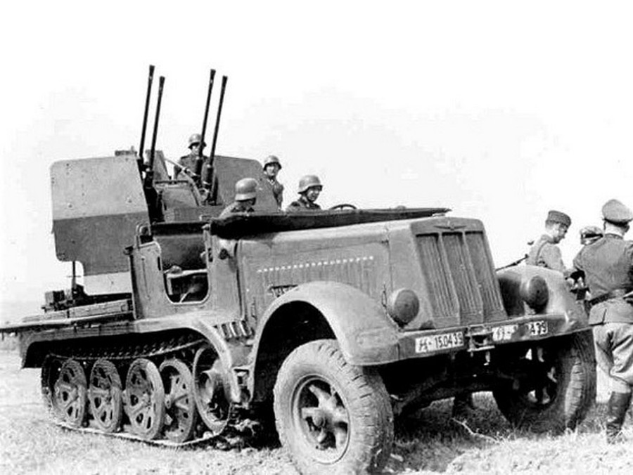SdKfz 7/2 | MilitaryImages.Net