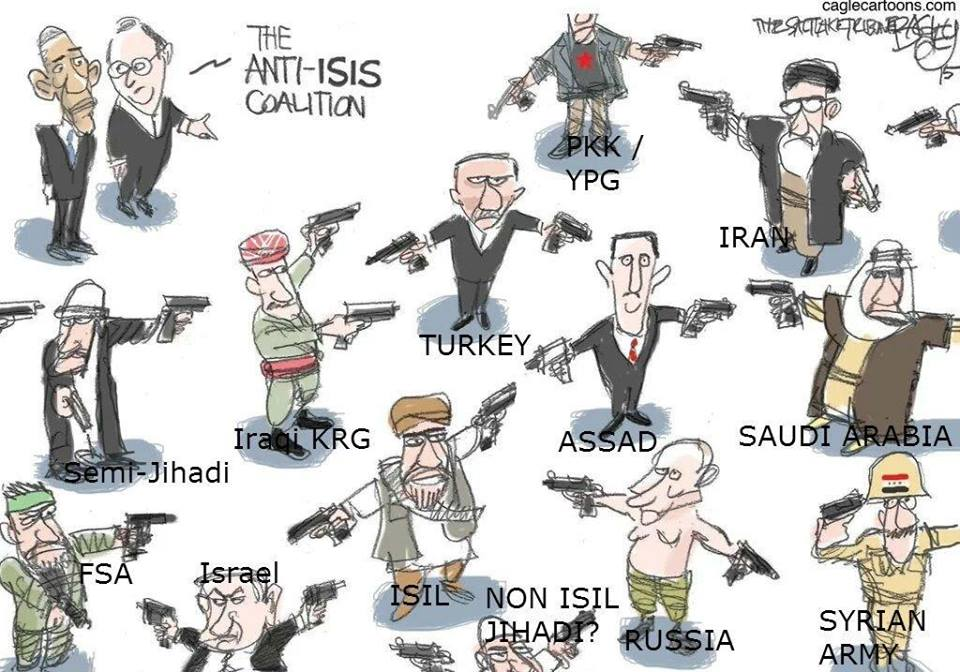 Syria Cartoon