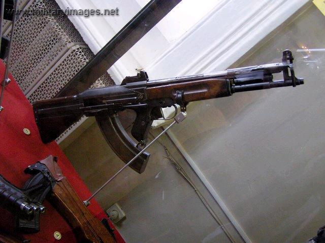 TKB-408 Bullpup Assault Rifle | MilitaryImages Net