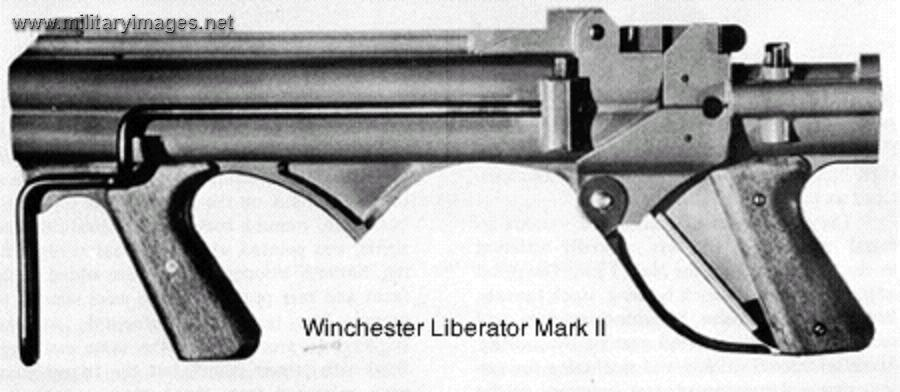 Liberator Shotgun from the Early 1960's: Government Sponsored ...