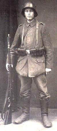 world war 1 german soldier   MilitaryImages.Net