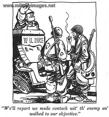 WW2 Cartoon | MilitaryImages Net