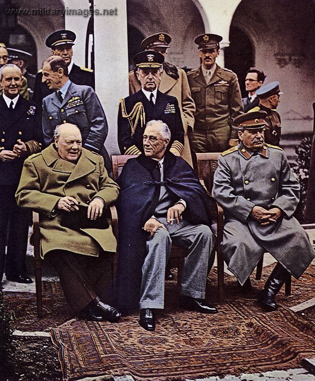 WWII In Colour | MilitaryImages Net